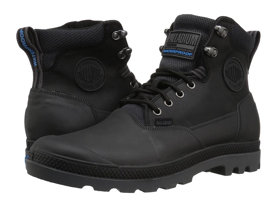 Palladium Sport Cuff WP 2.0 (Black/Forged Iron) Athletic Shoes