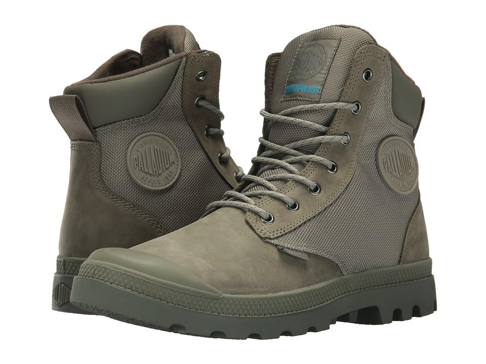 Palladium Pampa Sport Cuff WPN (Fallen Rock/Bungee Cord) Boots