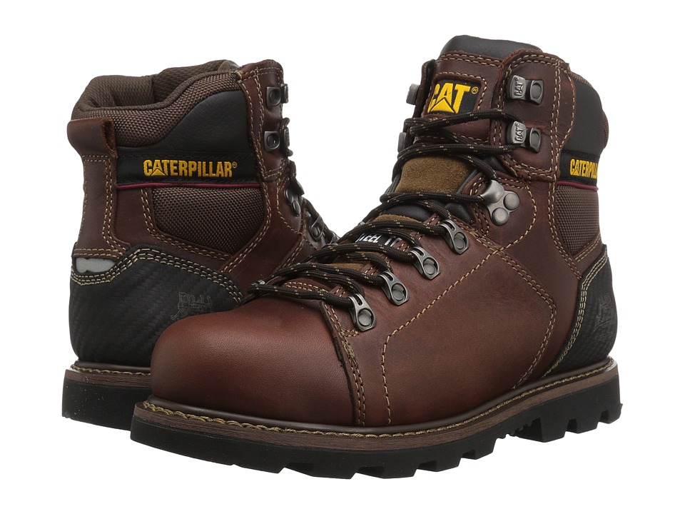Caterpillar Alaska 2.0 Steel Toe (Brown) Men