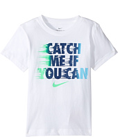 Nike Kids - Catch Me If You Can Tee (Little Kids)
