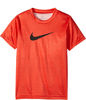 Nike Kids - Blacktop All Over Print Dri-Fit Tee (Little Kids)