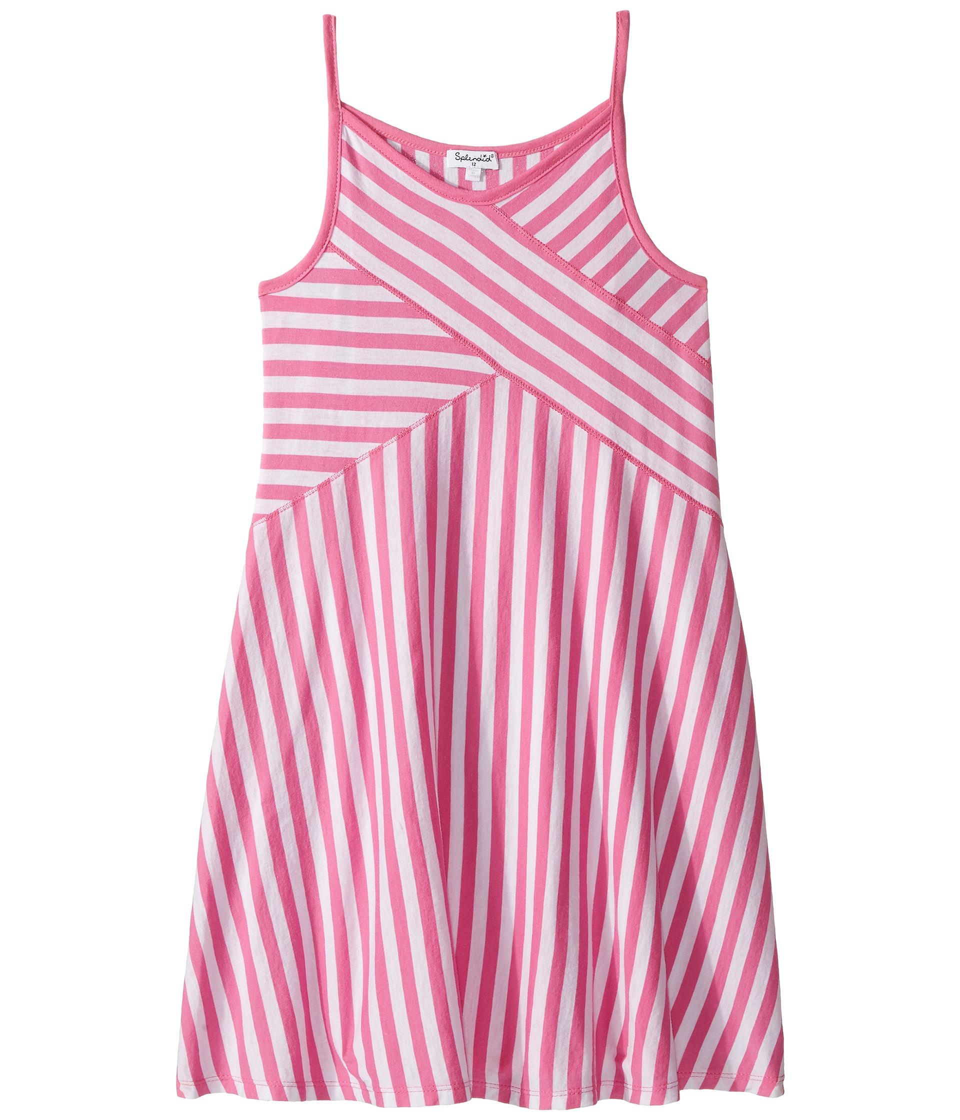Splendid littles always striped dress little kids at for Splendid infant