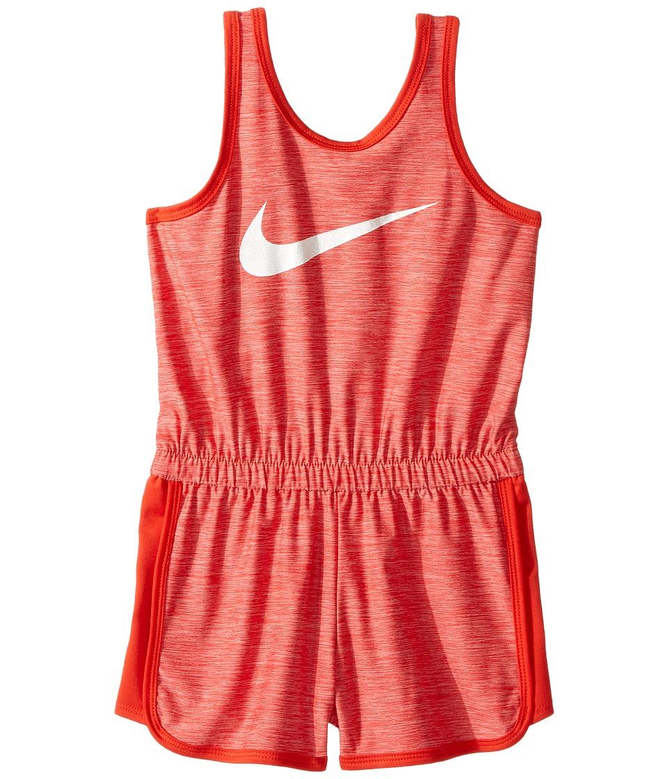 Nike Kids - Dri-Fit Sport Essentials Romper (Little Kids)...