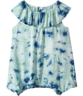 Splendid Littles - All Over Tie-Dye Voile Top (Big Kids)