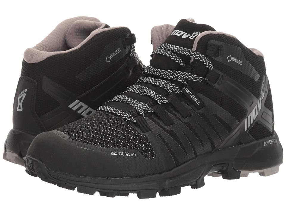 Inov-8 Roclite 325 GTX(r) (Black/Grey) Women's Running Shoes