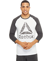 Reebok - Camo Brand Baseball Tee