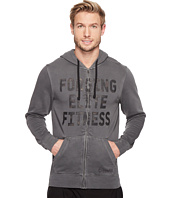 Reebok - Crossfit Forging Elite Fitness Full Zip Hoodie