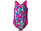 Speedo Kids - Tie-Dye Sky Sport Splice One-Piece Swimsuit (Big Kids)