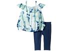 Splendid Littles - All Over Tie-Dye Voile Top Set (Infant)