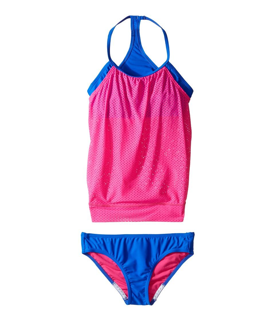 Speedo Kids - Blouson Tankini Two-Piece Swimsuit Set