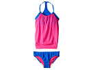 Speedo Kids - Blouson Tankini Two-Piece Swimsuit Set (Big Kids)