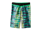 Speedo Kids - Splash Stripe E-Board Shorts (Little Kids/Big Kids)