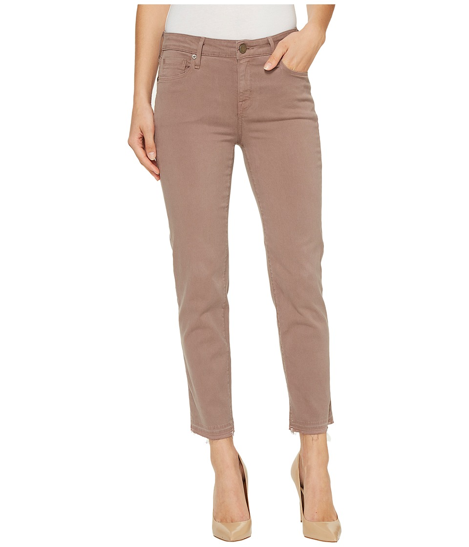 Parker Smith - Crop Straight Released in Brown Sugar (Brown Sugar) Women's Jeans