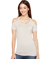 Michael Stars - Shine Cold Shoulder Top