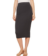 Michael Stars - Pencil Skirt w/ Shirring