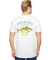 Jack O'Neill - Yellowfin Short Sleeve Tee Screens Imprint
