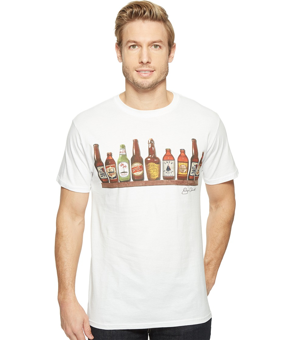 Jack O'Neill Jack O'Neill - Drink Em Short Sleeve Tee Screens Imprint