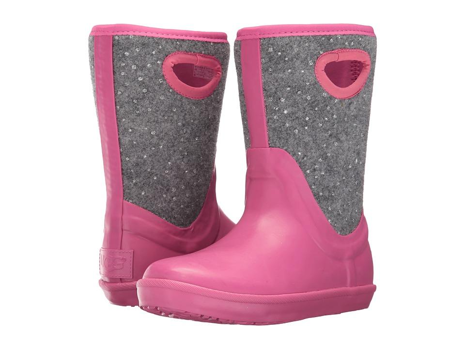 Ugg Kids - Kex Sparkle (Little Kid/Big Kid) (Pink Azalea)...