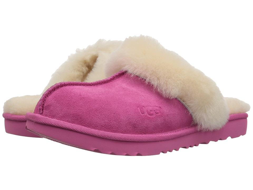UGG Kids Cozy II (Toddler/Little Kid/Big Kid) (Pink Azalea) Girls Shoes