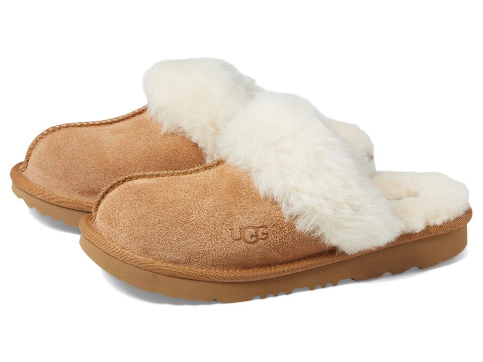 UGG Kids Cozy II (Toddler/Little Kid/Big Kid) (Chestnut) Girls Shoes