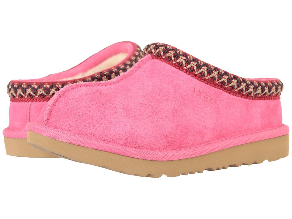 UGG Kids Tasman II (Toddler/Little Kid/Big Kid) (Pink Azalea) Girls Shoes