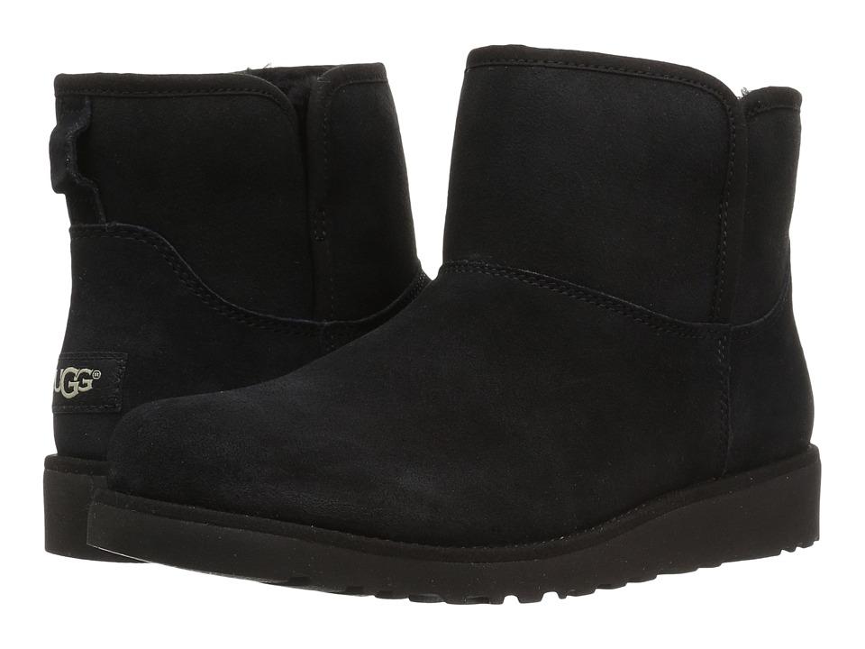 UGG Kids Katalina II (Little Kid/Big Kid) (Black) Girls Shoes