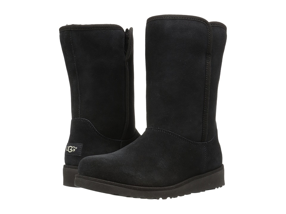 UGG Kids Alexey II (Little Kid/Big Kid) (Black) Girls Shoes