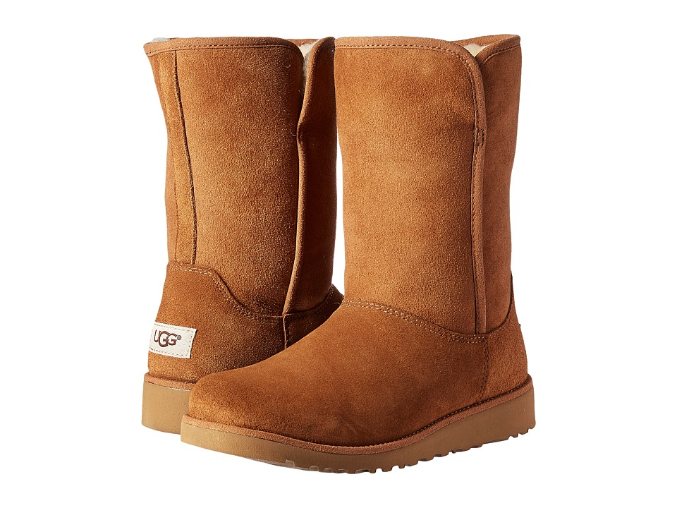 UGG Kids Alexey II (Little Kid/Big Kid) (Chestnut) Girls Shoes