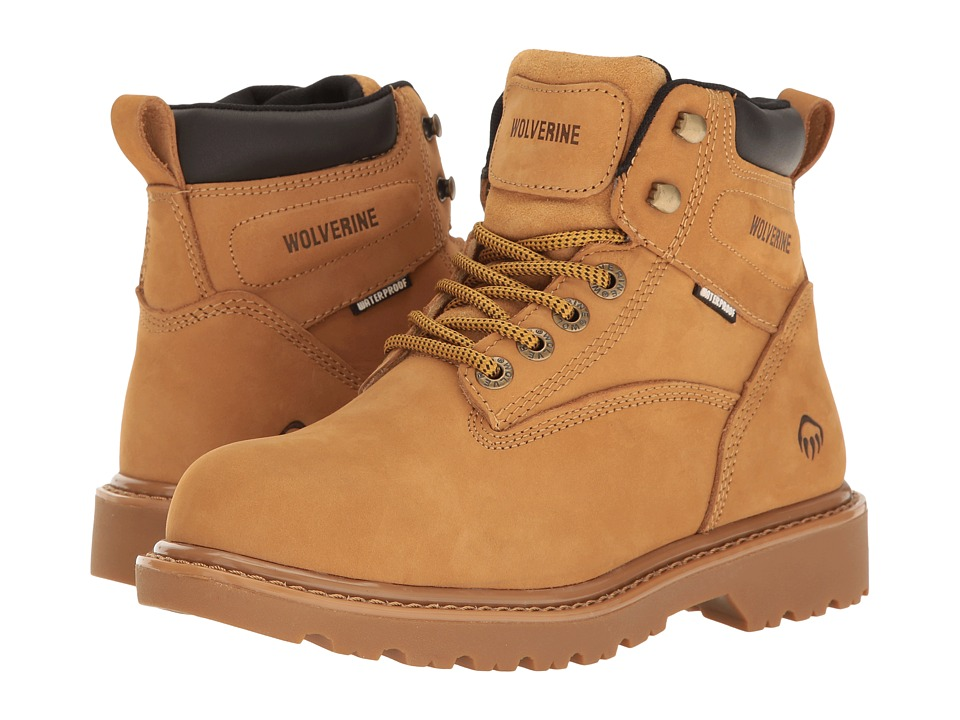 Wolverine Floorhand Soft Toe (Wheat) Women
