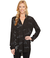Hard Tail - Long Sleeve Maxi Shirt