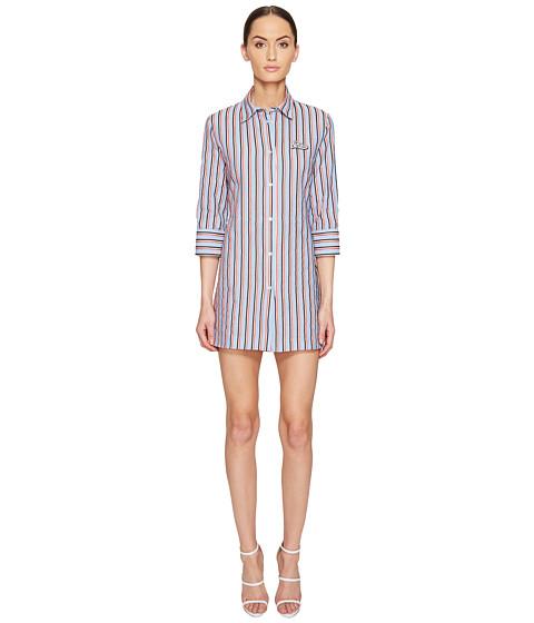 LOVE Moschino Striped Shirtdress