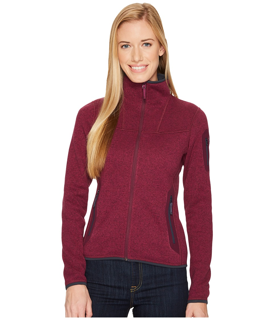 Arcteryx - Covert Cardigan (Light Chandra) Womens Sweater