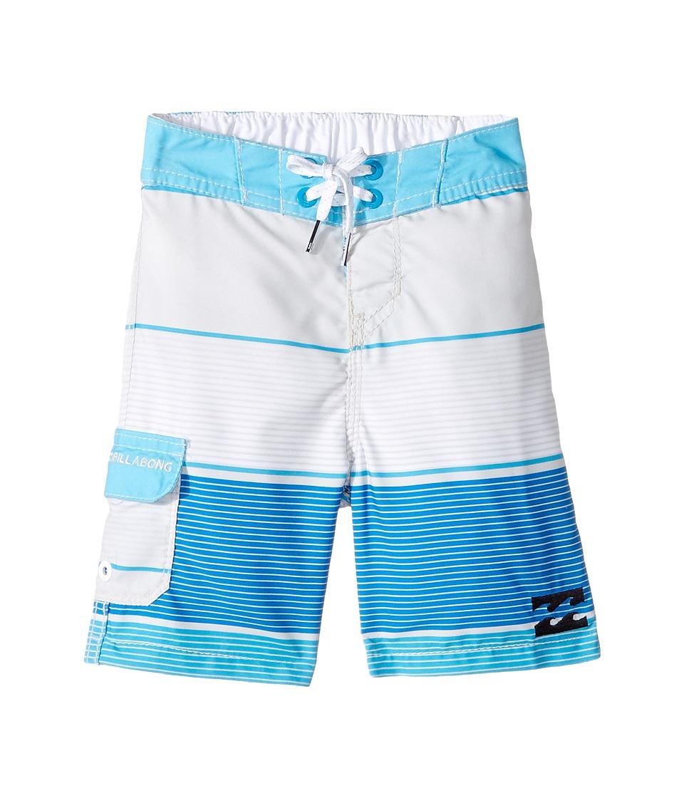Billabong Kids All Day OG Boardshorts (Toddler/Little Kids) (Stone) Boy