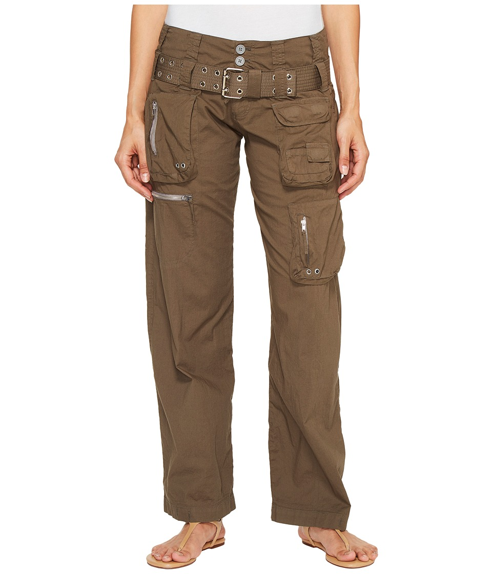 Johnny Was Poplin Cargo Pants (Bistre Hue) Women