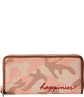 ED Ellen DeGeneres - Darien Zip Around Wallet