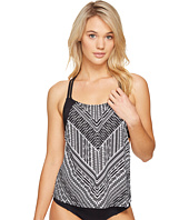 Jantzen - Jantzen Sport Crossing Paths Layered Tankini