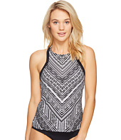 Jantzen - Crossing Paths Racerback Tankini