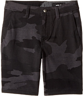 Volcom Kids - Frickin SNT Mix Hybrid Shorts (Toddler/Little Kids)