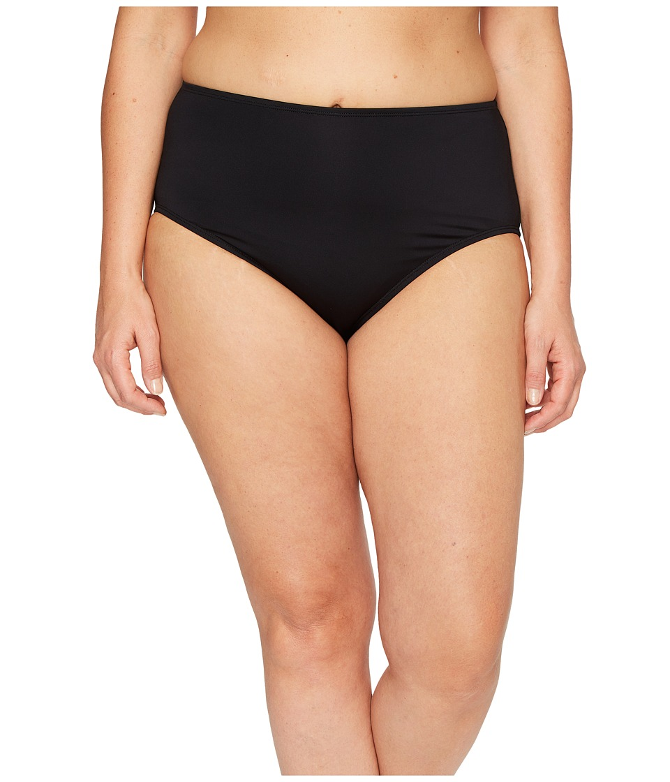 Jantzen - Plus Size Solids Comfort Core Bottom
