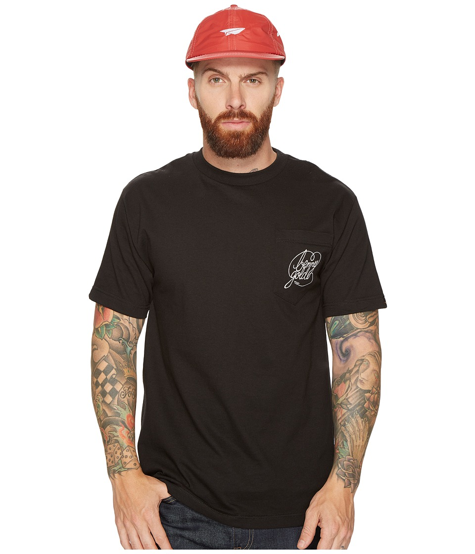 Benny Gold - Classic Script Pocket T-Shirt
