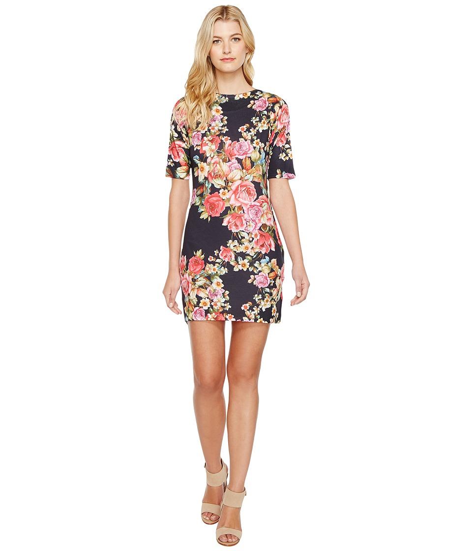 Nally & Millie - Rose Print Dress