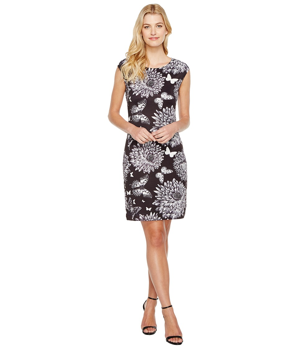 Nally & Millie - Floral Print Dress