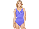 Beach Club Ruffle Mio One-Piece