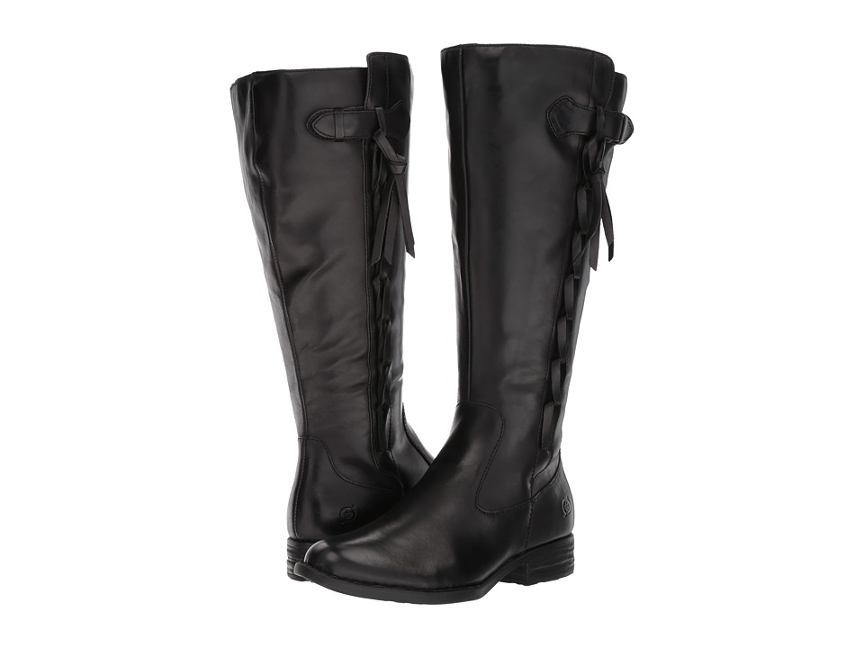 Born Cook Wide Calf (Black) Women