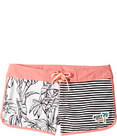 Roxy Kids - California Diary Boardshorts (Big Kids)