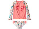 Roxy Kids - Caravine Beauty Fashion Lycra Set (Toddler/Little Kids)