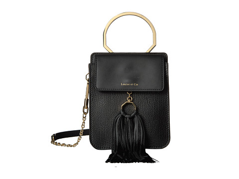 Louise et Cie Julea Bracelet Bag - Black