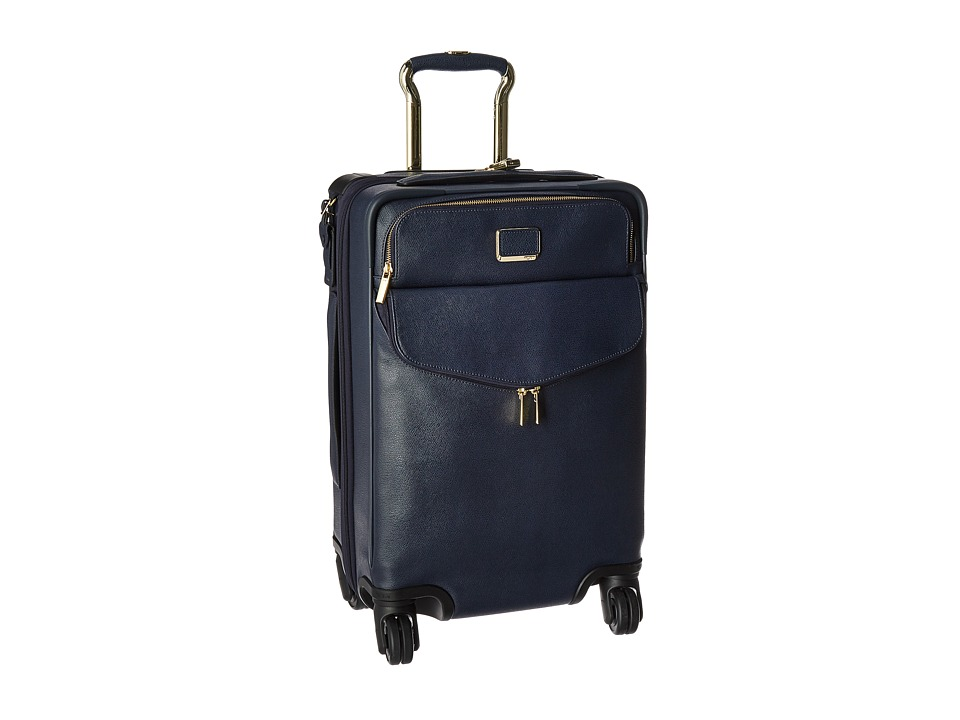 Tumi Sinclair Blair International Carry-On (Moroccan Blue) Carry on Luggage