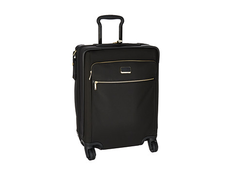 Tumi Larkin Alex Continental Expandable 4 Wheel Carry-On - Black