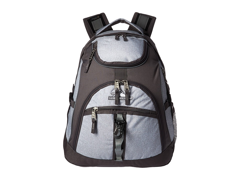 High Sierra - Access Backpack (Jersey Knit/Slate) Backpack Bags